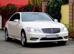 Mercedes-Benz S-Class long рестайлинг