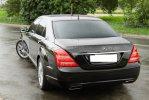 Mercedes-Benz S-Class w221 рестайлинг