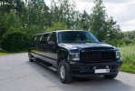 Ford Excursion 16-18 мест