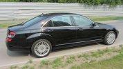 Mercedes-Benz S-Class w221 long