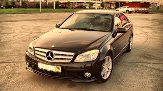 Mercedes-Benz С-Class АМG.