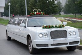 Bentley Arnage 10 мест