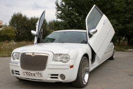 *Chrysler 300C (ламбодвери)* 10 мест