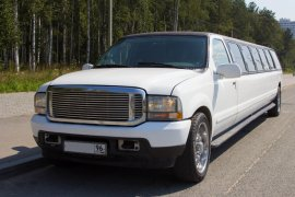 Ford Excursion 26 мест