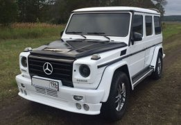 Mercedes-Benz Gelandewagen