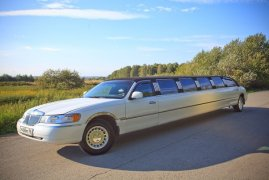 Lincoln Town Car 14 мест