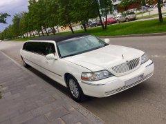 Lincoln Town Car 12 мест