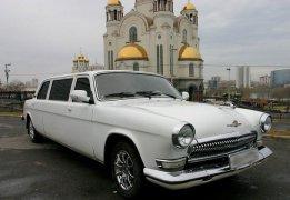 ГАЗ-21 Волга 7 мест