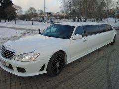 Mercedes-Benz w221 10 мест